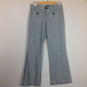 American Eagle Wide Leg Pants Womens 2